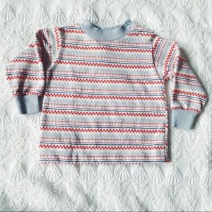 Other - Vintage baby boy long sleeved tee shirt💞